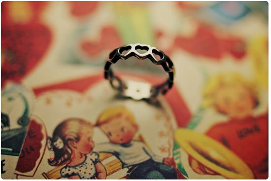 Walley Anniversary Ring