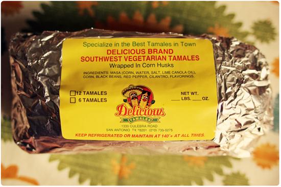 Veggie Delicious Tamales