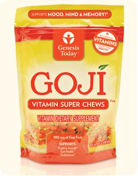 Goji Vitamin Super Chews