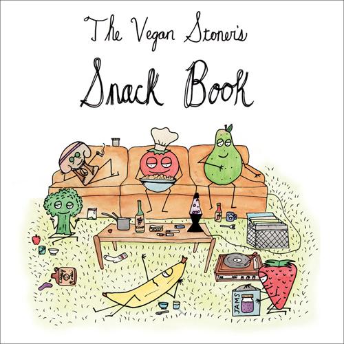Vegan Stoner Snack Book