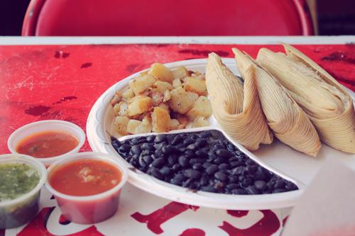 Tacos A Go-Go Tamales
