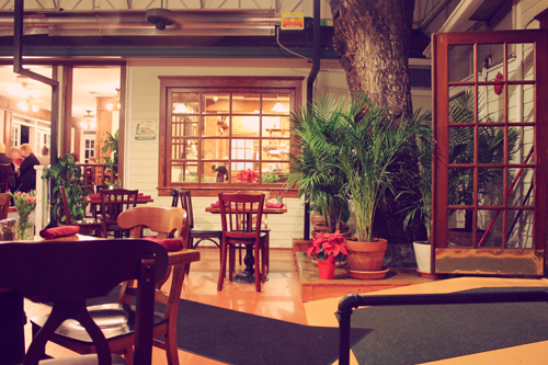 Baba Yega's Garden Room