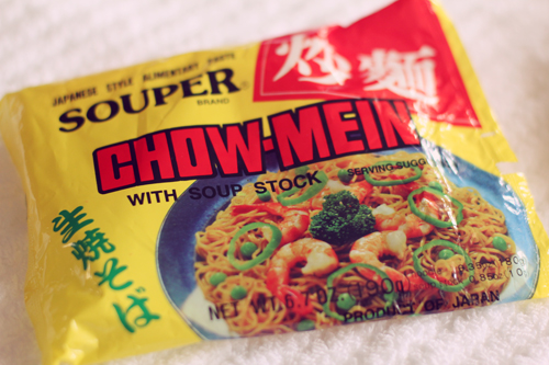 Chow Mein Package
