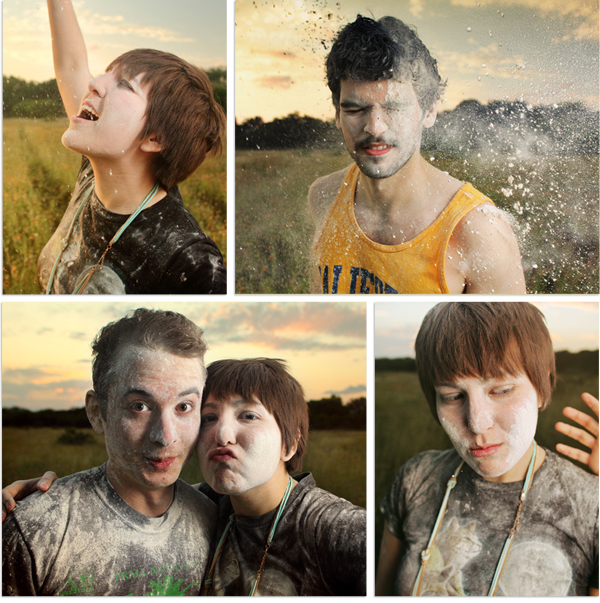 Magic Hour with Flour Photos by Mark Walley