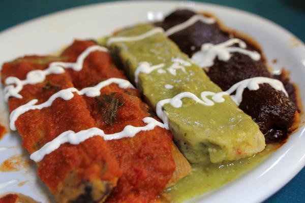 Yummy Tamales at Radical Eats