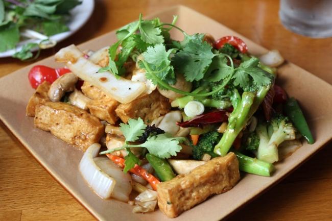 Pho Saigon's Tofu