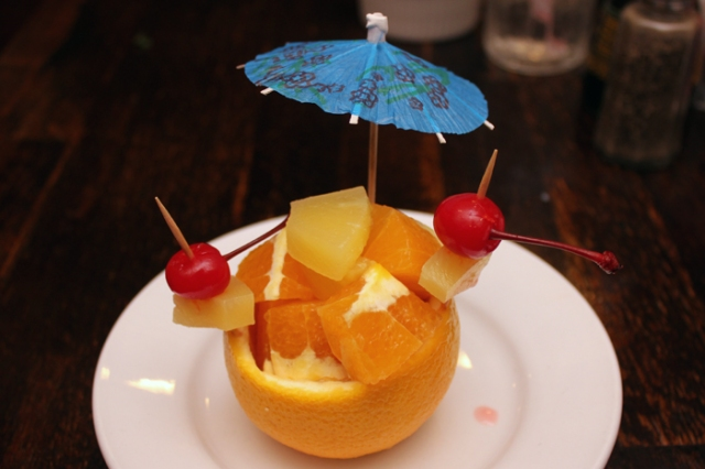 Fruit Cup at Nami Cuisine