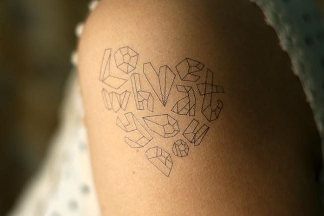 Love What You Do Tattoo