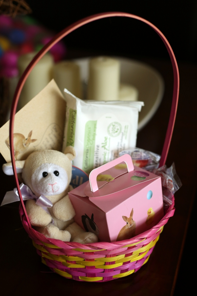 Lillian's Easter Basket