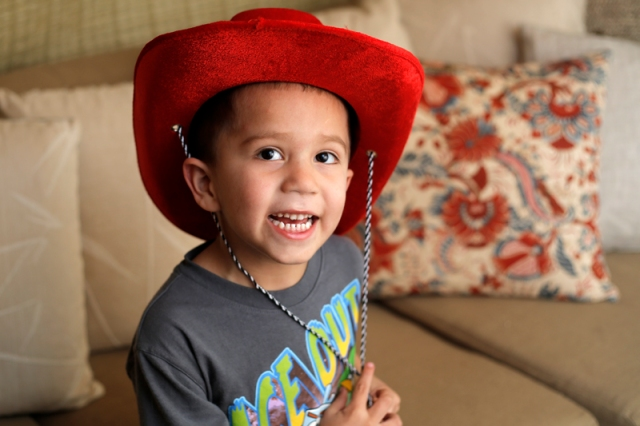 Dylan the Cowboy