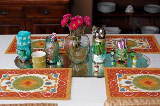 Cinco de Mayo table decor