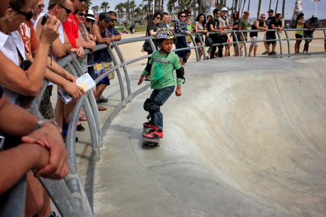 Venice Skate Park | #veggieangie