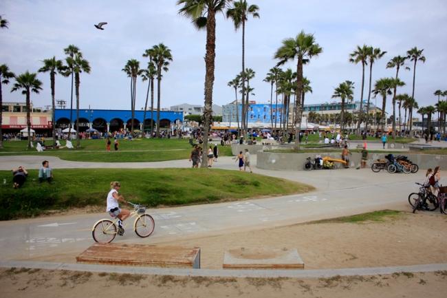 Venice Beach | #veggieangie