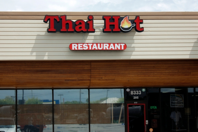 Thai Hot San Antonio| #veggieangie