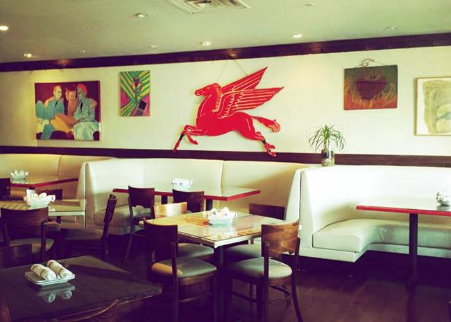 Houston's Radical Eats Interior Courtesy of Radical Eat | #veggieangie
