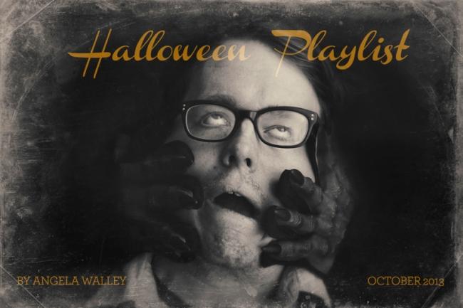 2013 Rockin' Halloween Playlist #veggieangie
