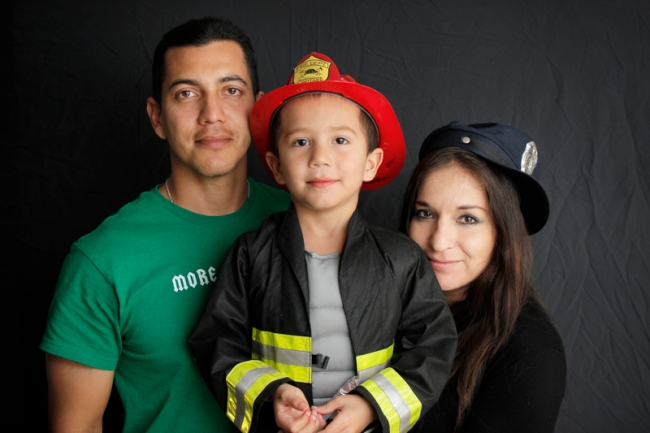 The Martinez Family of Firefighters #veggieangie