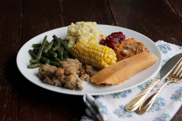 Vegan Thanksgiving #veggieangie