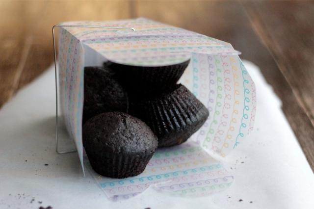 Vegan Chocolate Cupcakes #veggieangie