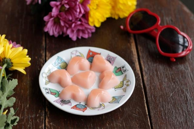 Coconut Agar Agar Dessert #veggieangie