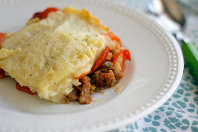 Vegan Shepherd's Pie #veggieangie