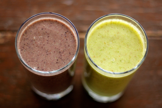 Hers and His Vegan Nutriblasts | #veggieangie