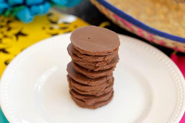 Raw Vegan Protein Thin Mints #veggieangie