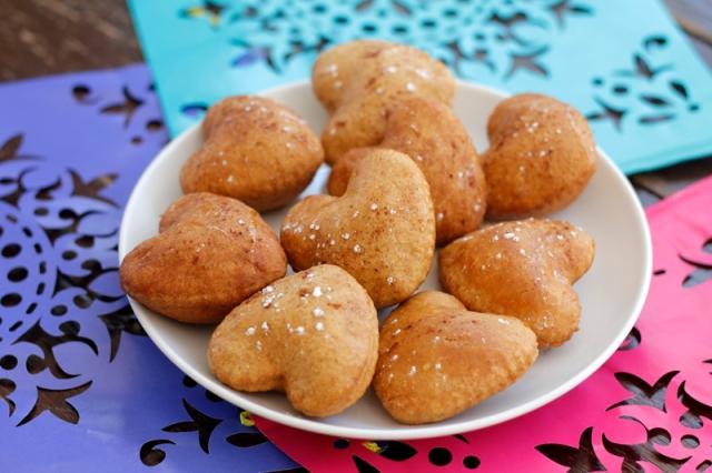 Vegan Sopapillas #cincodemayo #veggieangie