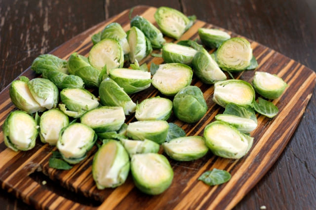 Brussels Sprouts #veggieangie