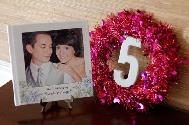 Wedding Anniversary #VeggieAngie